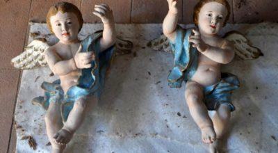 San Sebastiano, Navelli: al via il restauro degli apparati decorativi fissi e mobili della Chiesa parrocchiale, già riaperta al culto