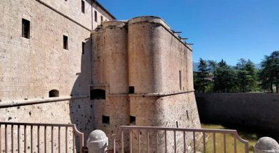 L'Aquila, Forte Spagnolo